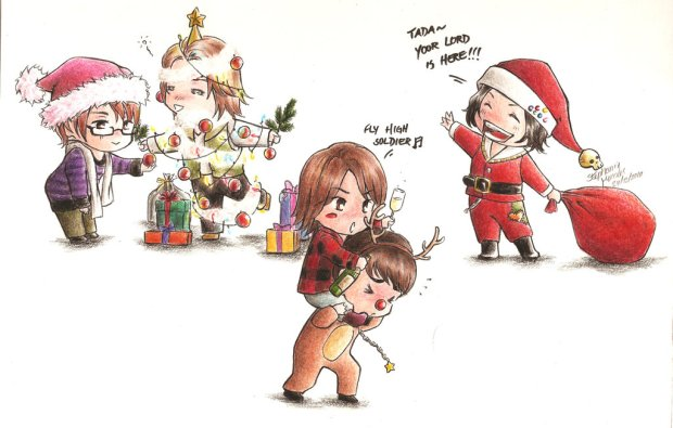 chibi_kat_tun__merry_christmas_by_stephmendes-d35mibj
